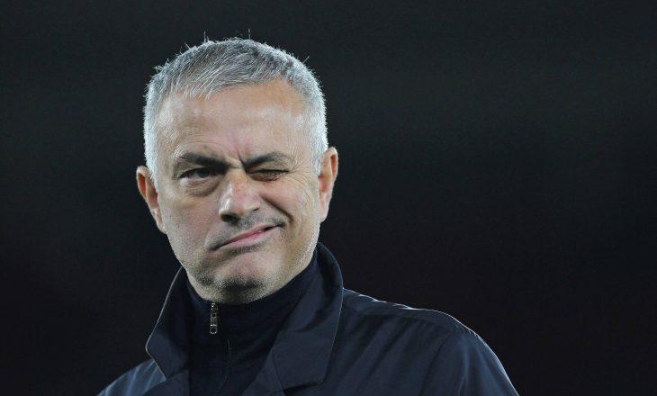 Mourinho nis ndërtimin e Romës, transferon bashkëkombasin e tij