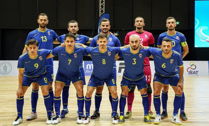 Përfaqësuesja e Kosovës në futsall befasohet nga Mozambiku