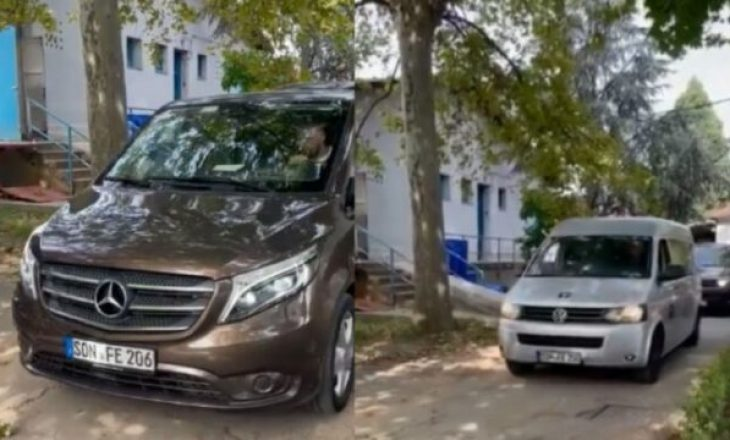 Nis bartja e kufomave të mërgimtarëve për në Kosovë (VIDEO)