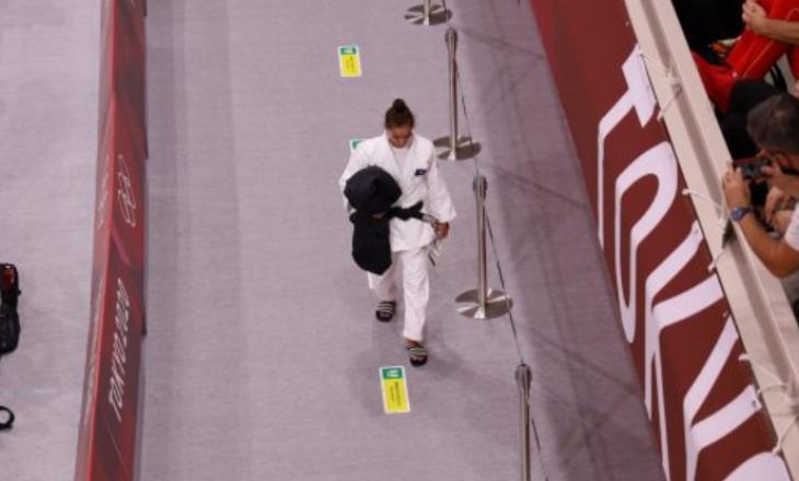 Majlinda Kelmendi eliminohet që në duelin e parë