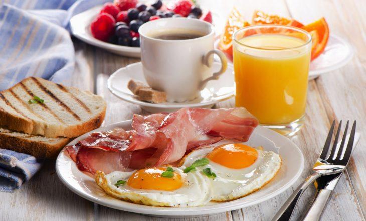 Ja 5 arsyet përse nuk duhet ta lini mëngjesin pa ngrënë