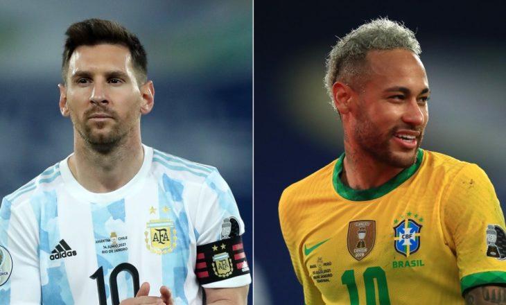 """Sonte finalja e madhe në """"Copa America"""""""