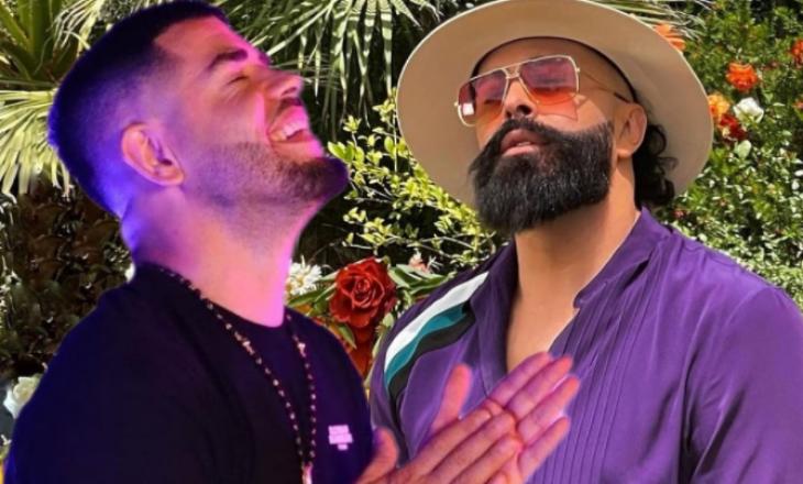 Rivalitetit i erdhi fundi, Noizy dhe Ghetto bashkë në një skenë