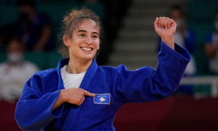 """Reagojnë mediat serbe pas triumfit të Nora Gjakovës, """"E ashtuquajtura Kosovë fiton një tjetër medalje olimpike"""""""