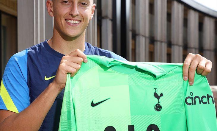 Tottenham Hotspur kompleton transferimin e Perluigi Gollini