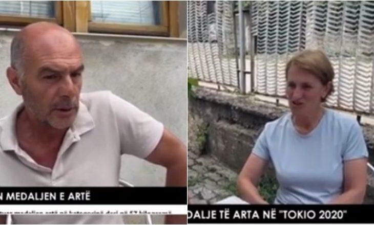 Babai dhe nëna e Nora dhe Akil Gjakovës mes emocionesh flasin për suksesin e fëmijëve të tyre