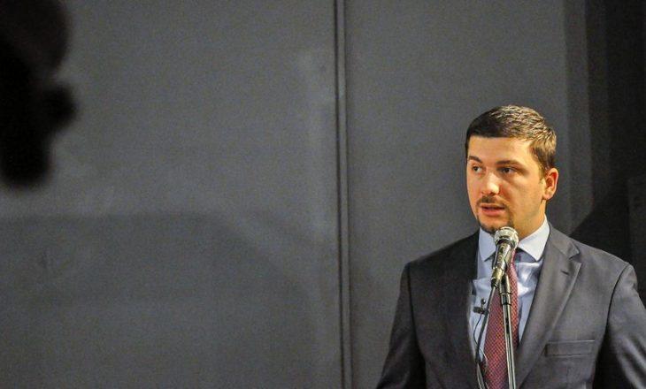 Profili i Memli Krasniqit, kryetari i PDK-së