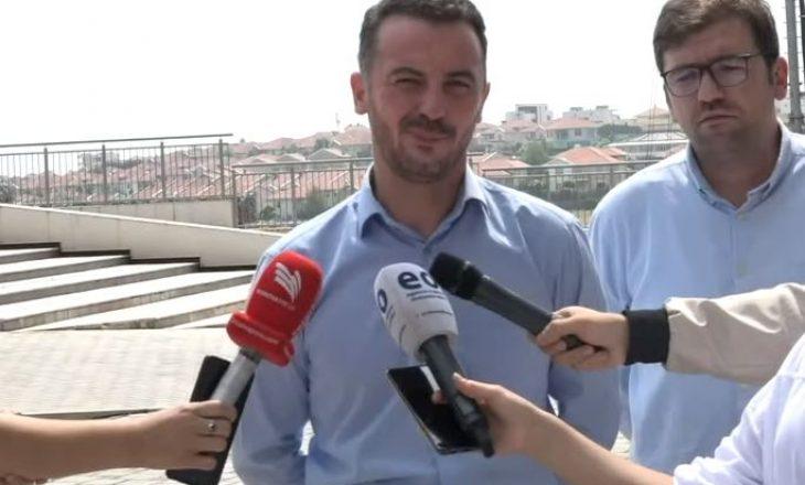 """PSD dorëzon në Prokurori kallëzim për """"tiketën ngjitëse"""""""