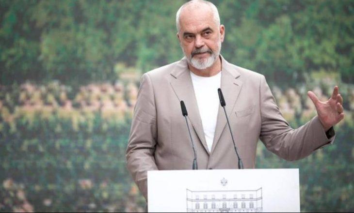 Rama reagon pas arrestimit të kreut të Lushnjës: Nuk do të ketë asnjë mbrojtje nga PS