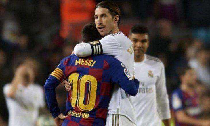 Ramos befason me deklaratën për Messin