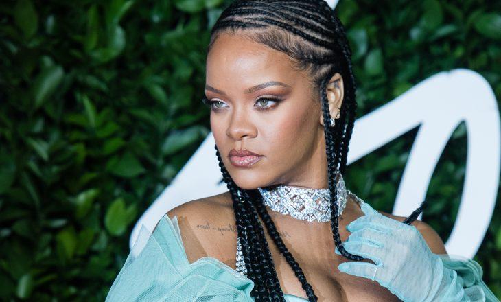 Rihanna në përkrahje të komunitetit LGBTI
