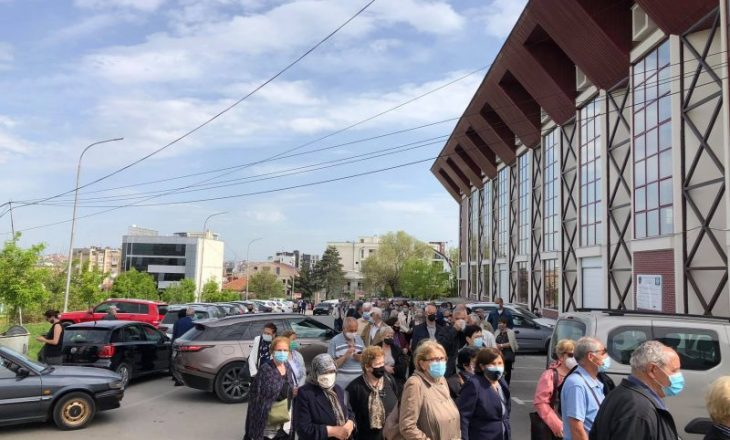 """Fundjavave s'do të ketë vaksinim në sallën """"1 Tetori"""" në Prishtinë"""