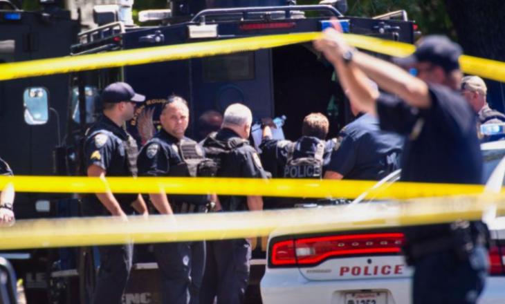 Vritet një polic në SHBA