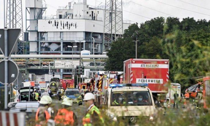 Një i vdekur nga shpërthimi i një fabrike në Gjermani