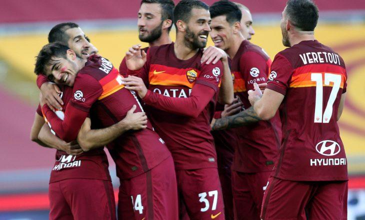Roma kërkon transferimin e mbrojtësit të Manchester United