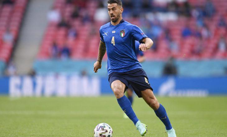 Spinazzola u drejton letër bashkëlojtarëve para finales së EURO 2020
