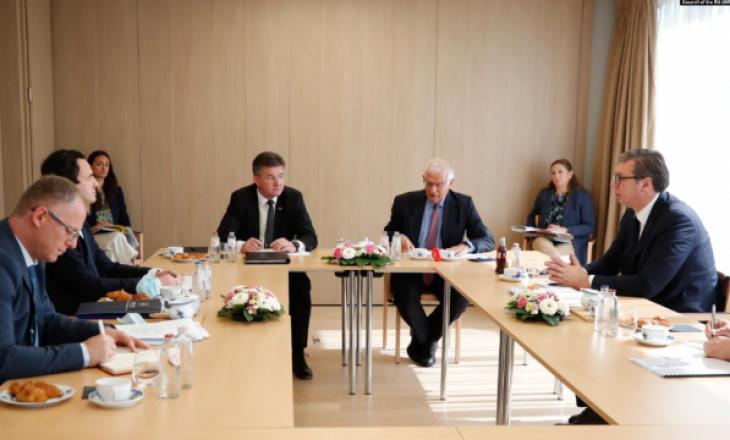 Kurti dhe Vuçiq takohen më 19 korrik në Bruksel