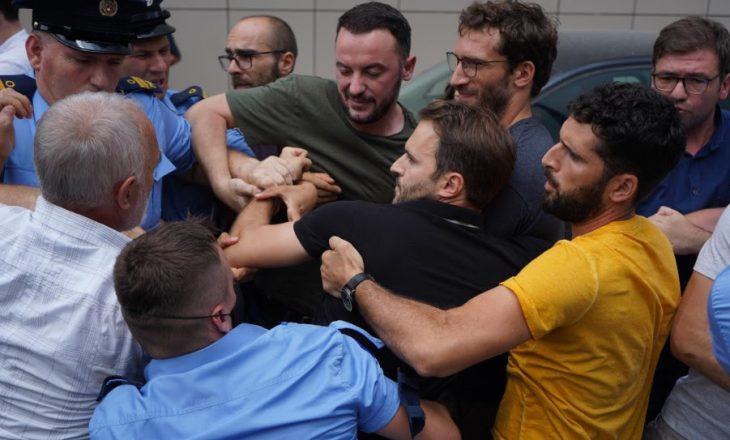 Policia arreston Dardan Molliqajn dhe disa anëtarë të PSD-së