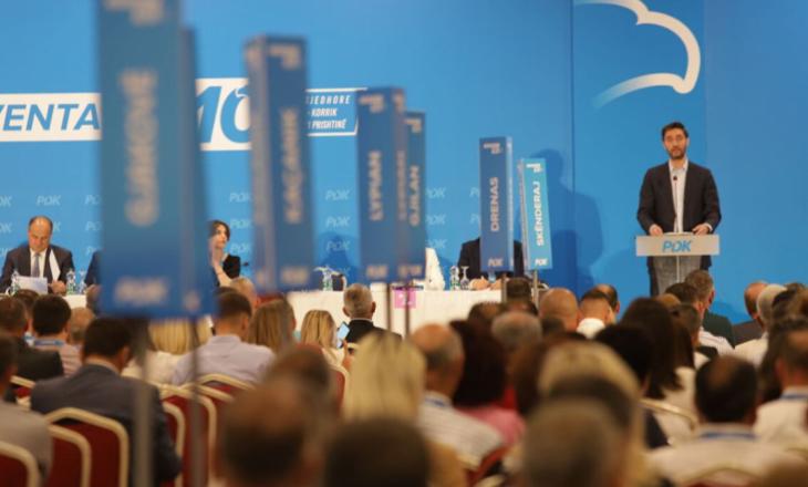 Uran Ismaili hap konventën me porosinë që Kadri Veseli ua kishte thënë delegatëve të PDK-së