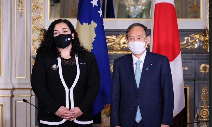 Osmani kërkon nga Japonia që të investojë në Kosovë