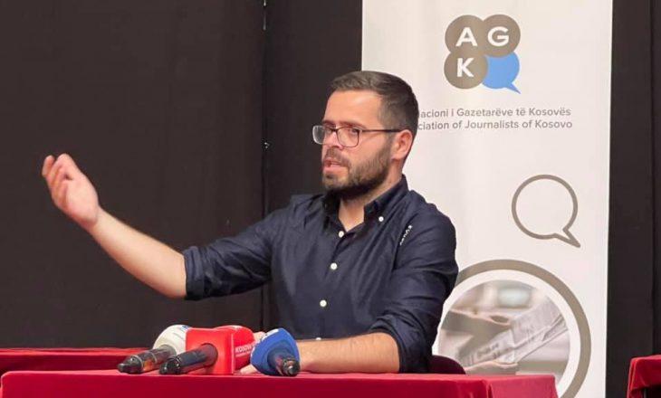 Xhemajl Rexha zgjedhet kryetar i AGK-së