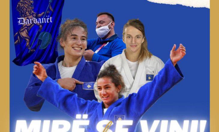 """""""Dardanët"""" bëjnë thirrje për t'i pritur xhudistët kosovarë pas suksesit në Olimpiadë"""