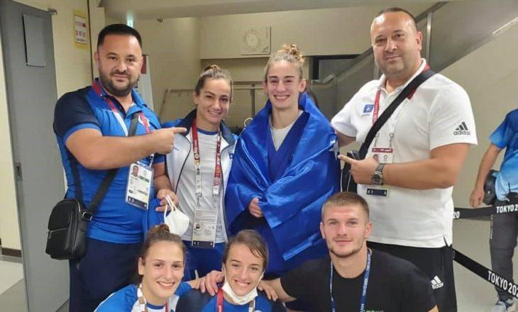 Federata Evropiane e Xhudos uron FXHK për suksesin e arritur në Lojërat Olimpike