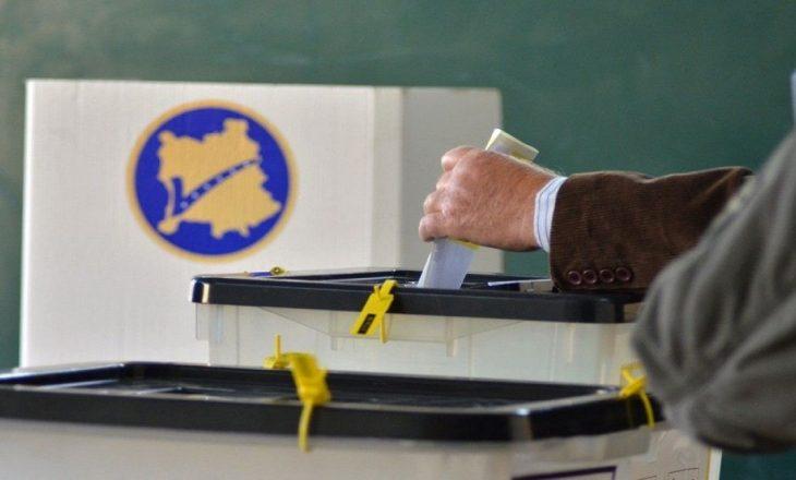 Fillon periudha për ndërrimin e qendrës së votimit brenda komunës
