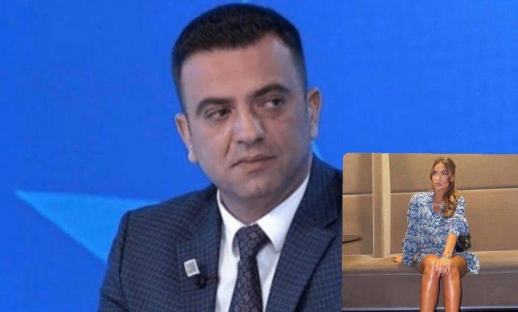 """""""Kafshë, s'di qysh t'ka marrë gruaja që e ki n'shpi""""- Arta Nitaj i reagon ashpër Xhevdet Pozharit"""