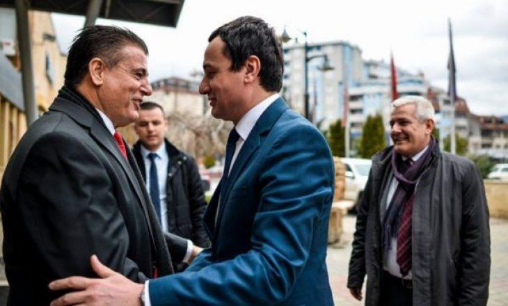 Bahtiri – PDK'së: Gara në Mitrovicë ka veç një fitues, me Kurtin bashkë nën petkun e VV-së
