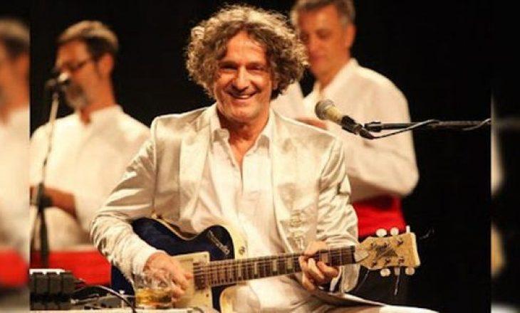 Del lista e këngëtarëve shqiptarë që do të jenë në një skenë me Goran Bregoviq