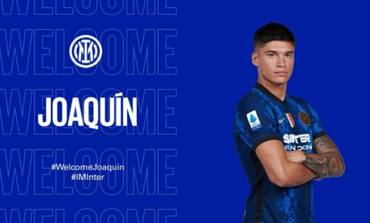 Interi konfirmon transferimin e Joaquin Correas