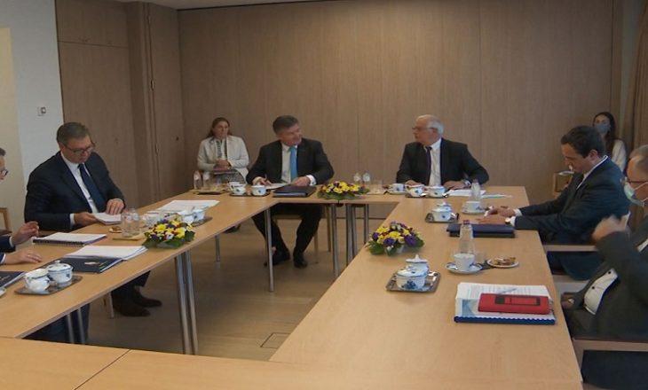 Më 7 dhe 8 shtator, takimi i radhës në tavolinën e negociatave midis Kosovës dhe Serbisë