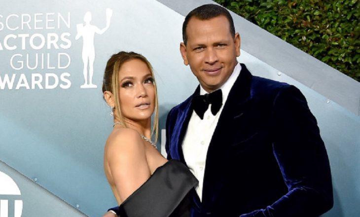 'Dikur ishin bashkë', Jennifer Lopez fshiu të gjitha fotografitë me Alex Rodriguez nga Instagrami