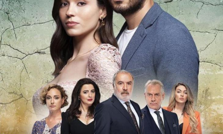 """Modelja shqiptare, Arbnora Ademaj pjesë e serialit turk """"Jeta e thyer"""""""