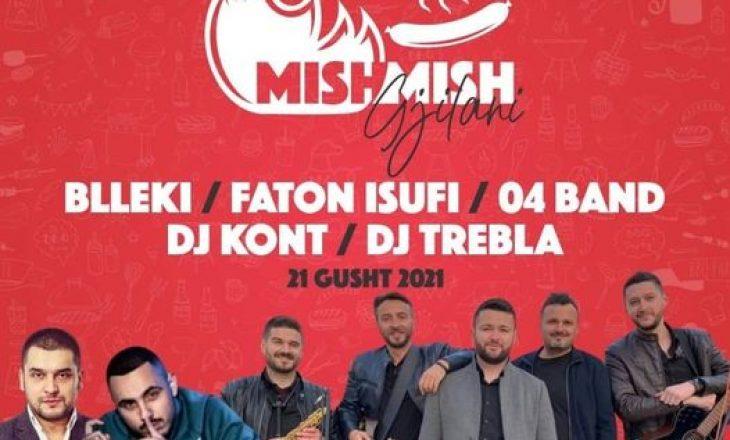 """Anulohet festivali """"Mish Mish"""" në Gjilan"""