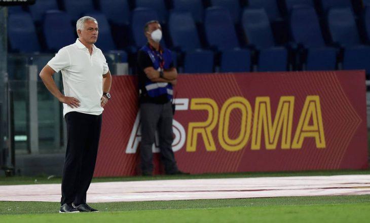 Mourinho flet për ndeshjen e parë në Serie A pas 11 viteve