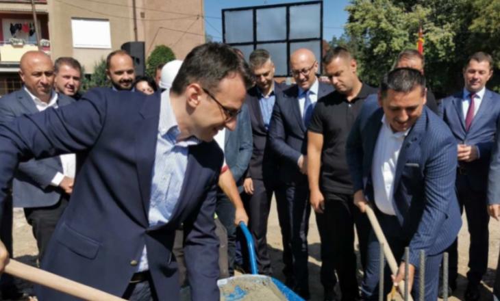 Vihet gurthemeli i Universitetit paralel në Mitrovicën e Veriut i financuar nga Serbia