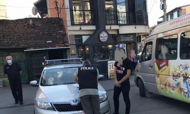 Policia në Prizren shqipton 204 fletëparaqitje për mosrespektim të masave antiCOVID