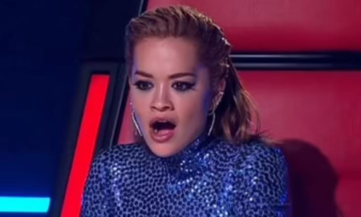 """""""Ti je i vdekur për mua"""", Rita Ora e zemëruar me Keith Urban pasi e bllokoi në audicionet e 'The Voice Australia'"""
