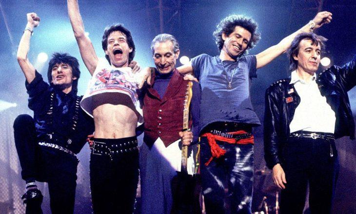Vdes bateristi i Rolling Stones