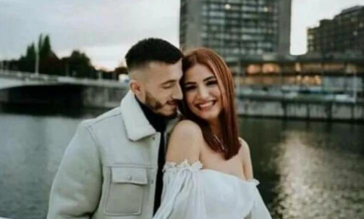 """Reperi nga Tetova """" bashkohet"""" më gruan e tij"""
