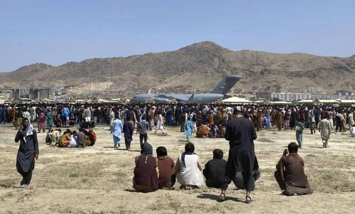 SHBA-ja evakuon 19 mijë njerëz nga Afganistani gjatë 24 orëve