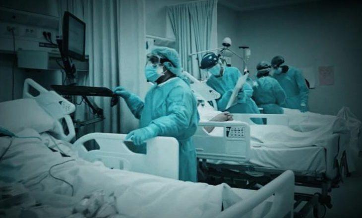 Mbi 100 mijë pacientë të shtrirë në spitalet e SHBA-së, muaji gusht më i vështirë se korriku