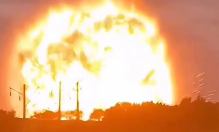 9 të vdekur nga një shpërthim i fuqishëm në depon e armëve në Kazakistan