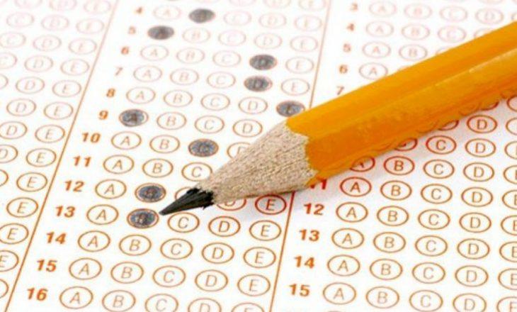 Nesër mbahet afati i dytë i Provimit të Maturës Shtetërore