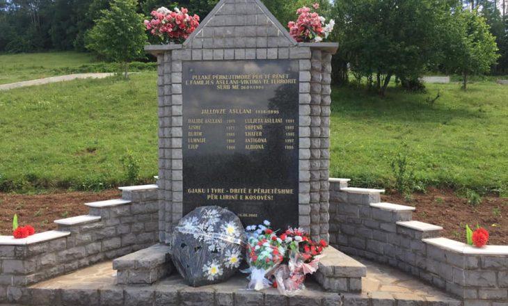 23 vjet nga vrasja e 11 anëtarëve të familjes Asllani