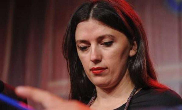Rasti i vdekjes së 18 vjeçares në Ferizaj, reagon Albulena Haxhiu