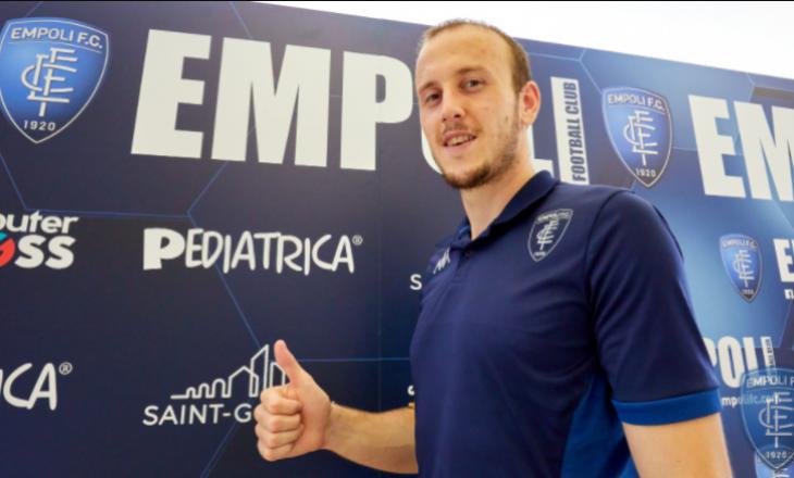 Ardian Ismajli i bashkohet Empolit