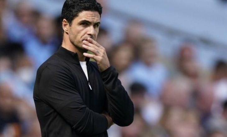 Arsenal merr vendim për Mikel Arteta